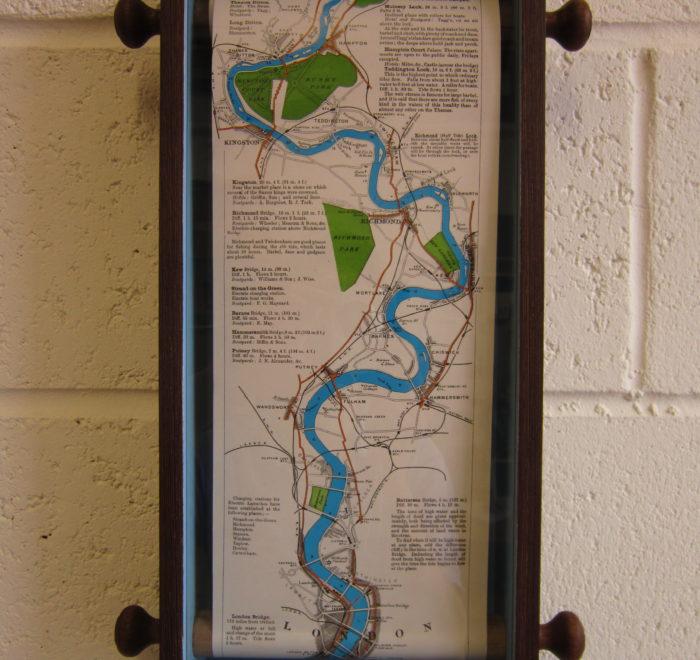 Thames map box