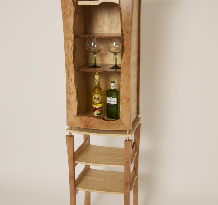 Lyctus cabinet london plane copper aspen drinks cabinet