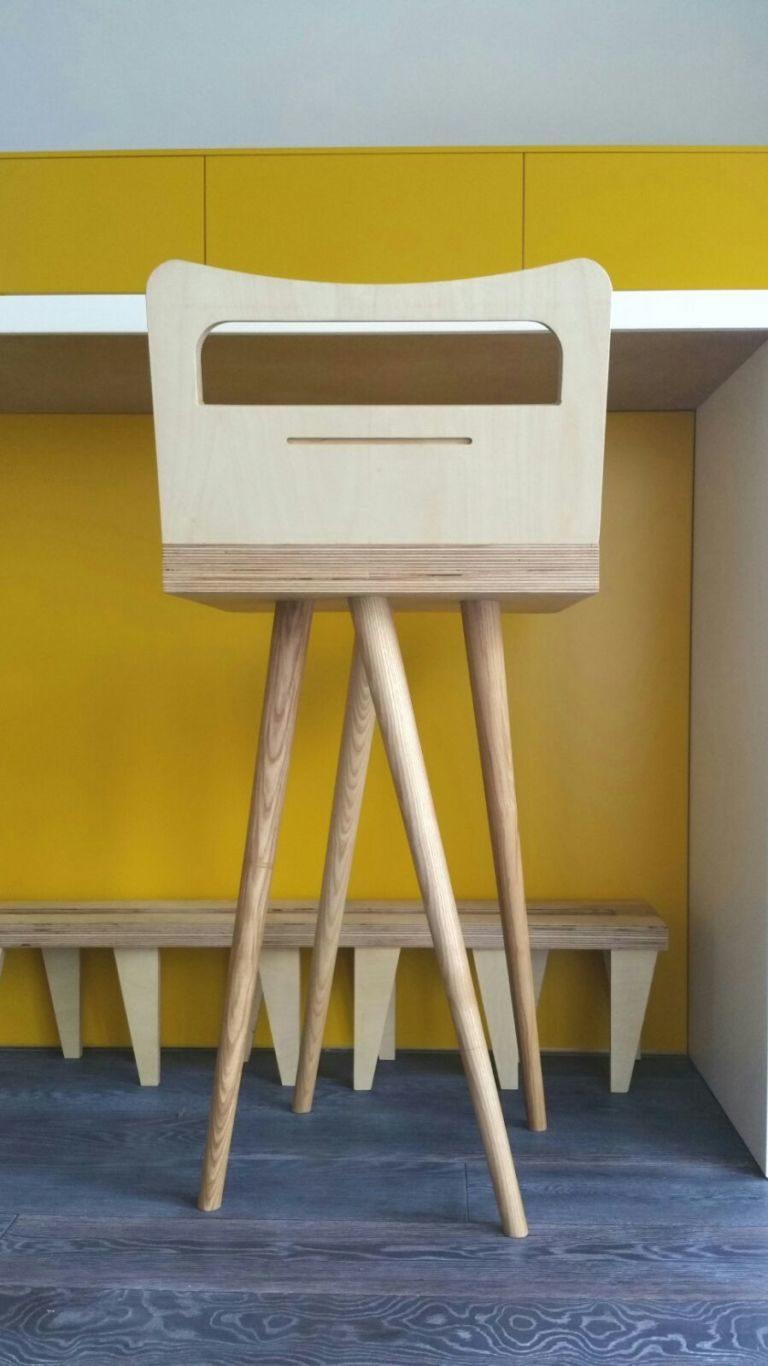 ash stool
