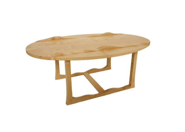Further sycamore coffee table