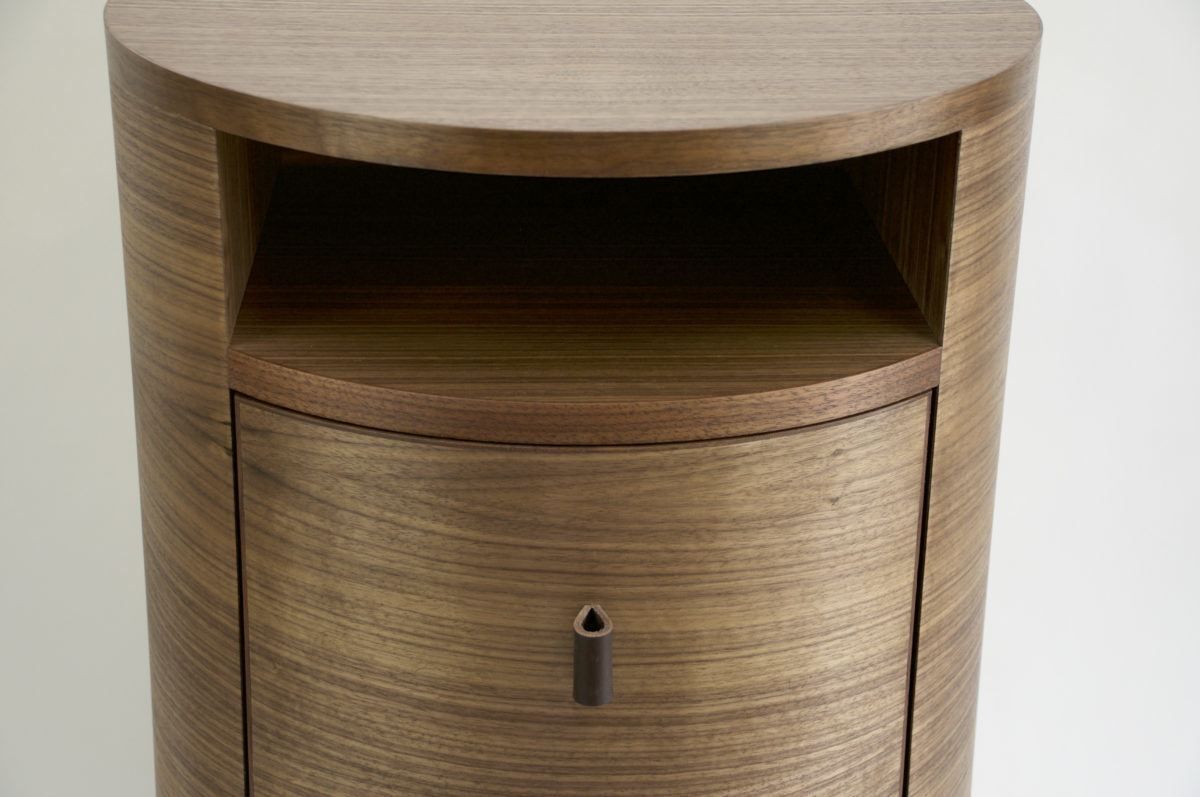sneakers for cheap d7a82 d016d Round Bedside Tables - Bertram Whitford