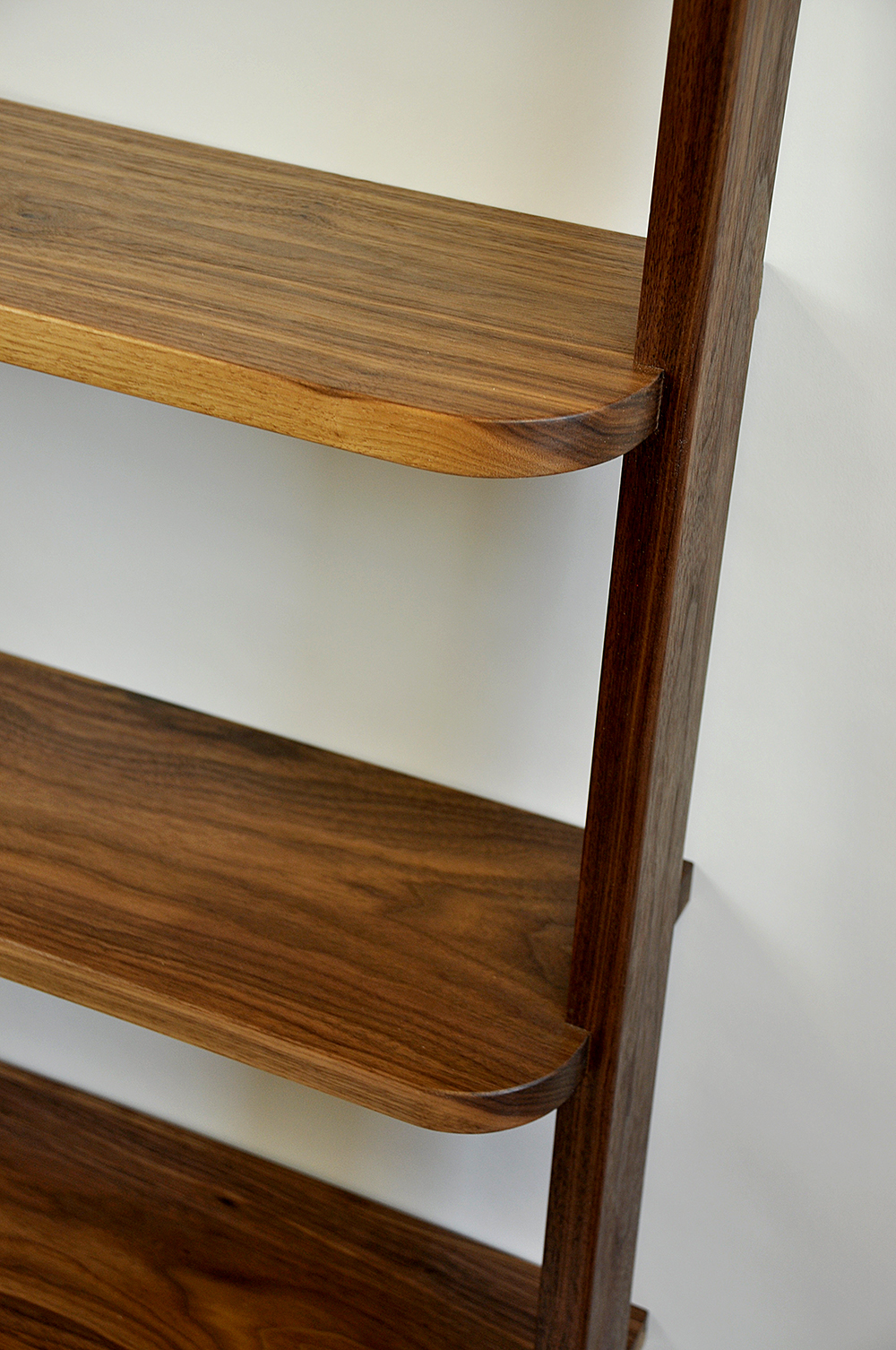 Leaning Bookcase Bertram Whitford