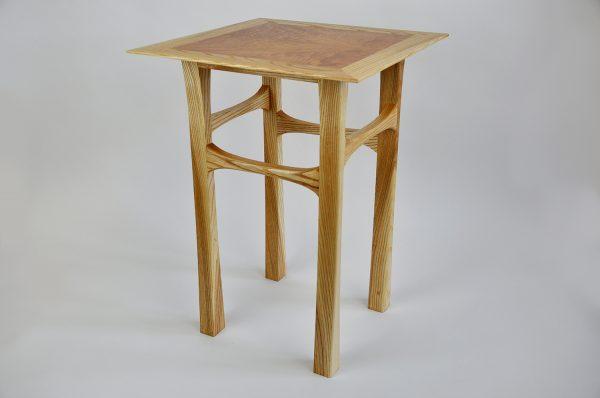 Ash kururu side table
