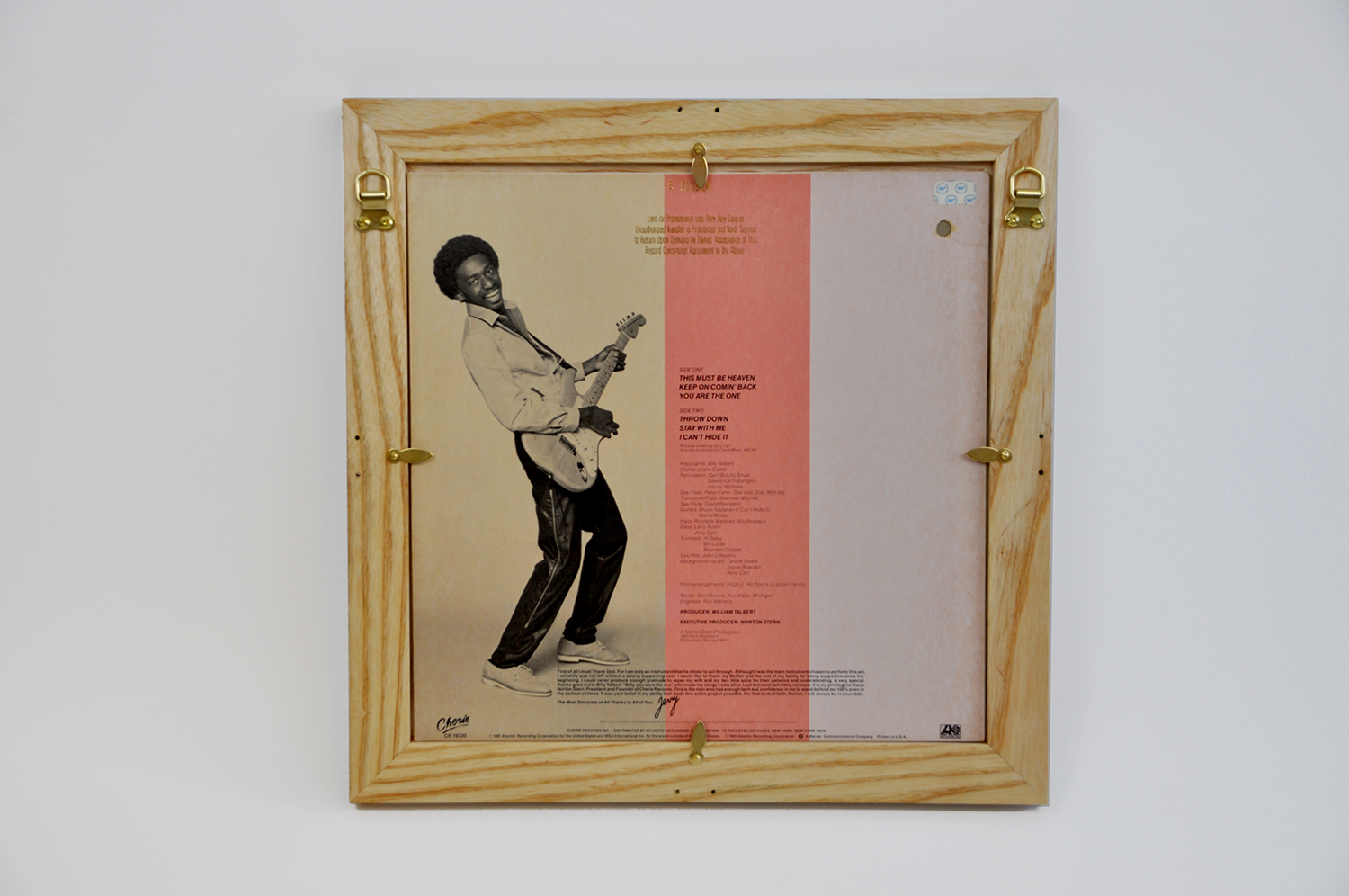 Lp Vinyl Display Frames Album Cover Frame Bertram Whitford