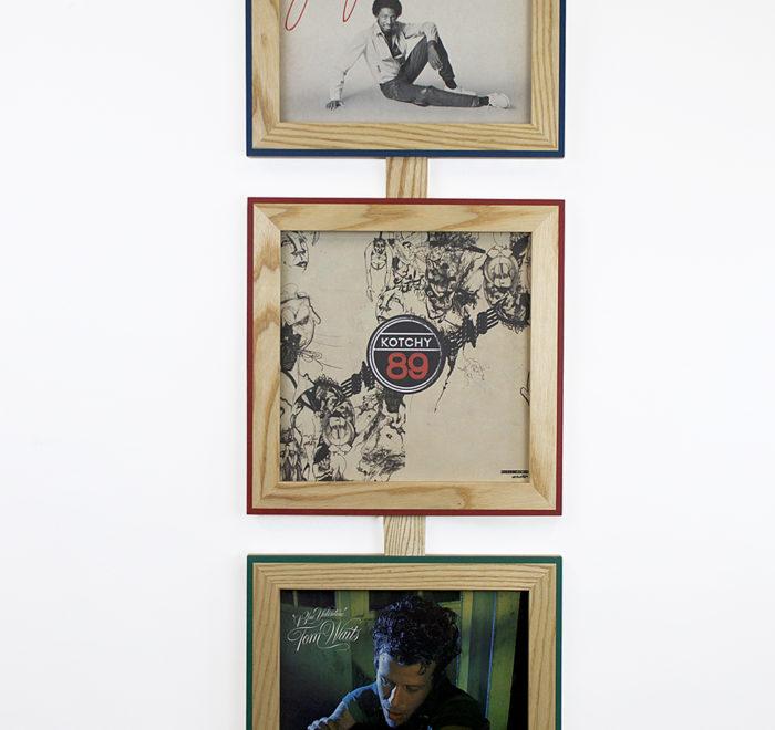 Vinyl frame for record lp frame 3