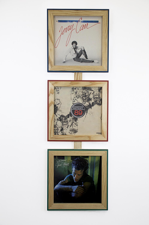 LP Vinyl Display Frames / Album Cover Frame - Bertram Whitford