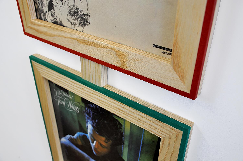 Lp Vinyl Display Frames Album Cover Frame Bertram Whitford