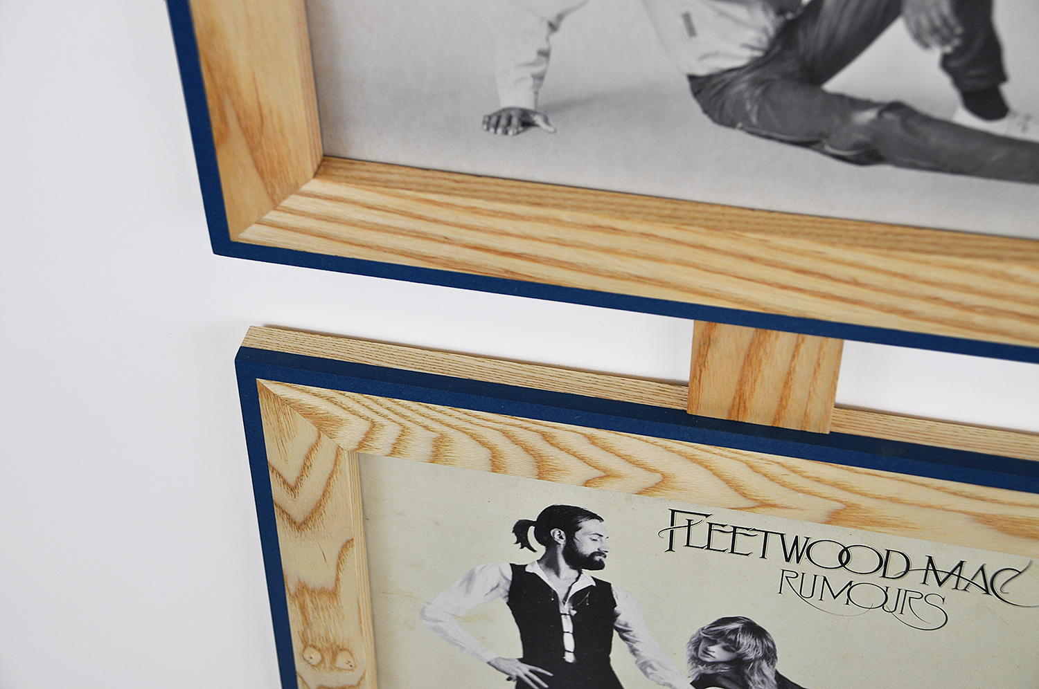 LP Vinyl Display Frames / Album Cover Frame - Bertram Whitford