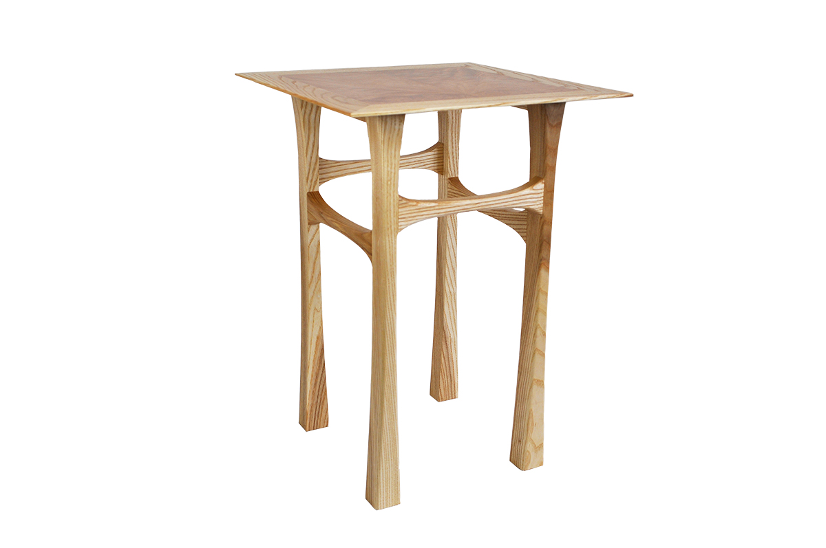 Ash Kururu Side Table
