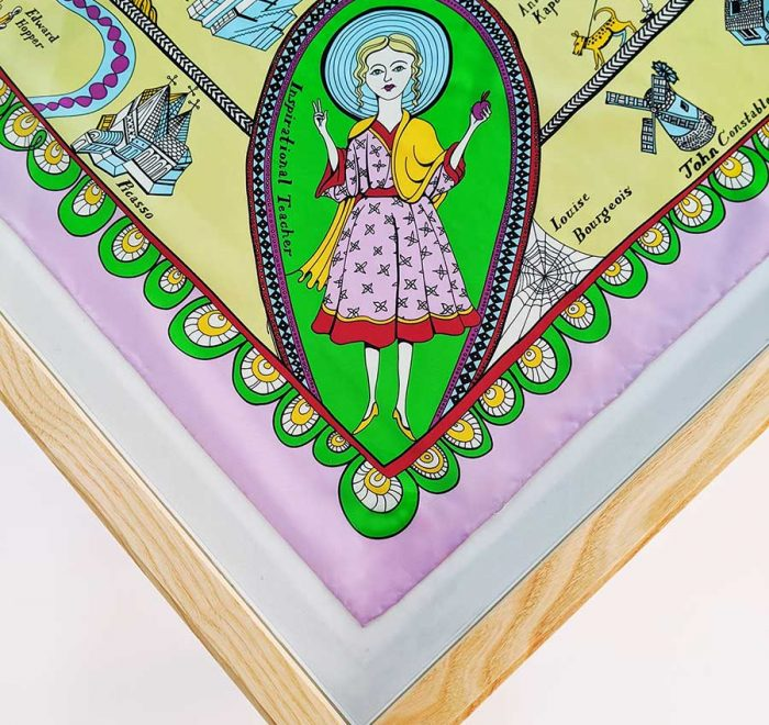 Grayson perry scarf coffee table